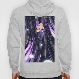 Earth in space Hoody