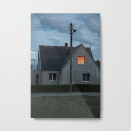 Midsummer Metal Print