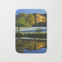 Chatsworth House & River Derwent Bath Mat