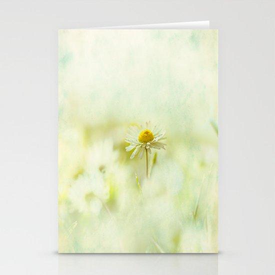 Lone Daisy Stationery Cards