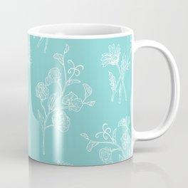 Daisy & Sweet Pea Coffee Mug