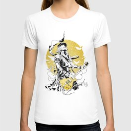 Guitar Hero Johnny Depp T-shirt
