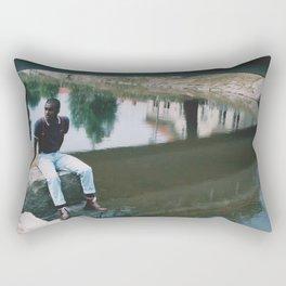 Skinhead Robbin 2005 Rectangular Pillow