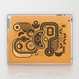 Nonsensical Doodle #3 Laptop & iPad Skin