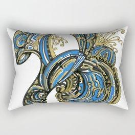 Helm - Victory Rectangular Pillow