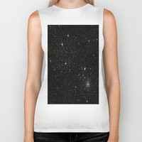 universe Biker Tanks featuring Universe  by Walk on Water
