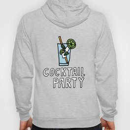 Fresh Mojito Cocktail Party Hoody