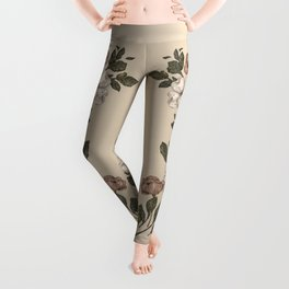 Floral Laurel Leggings