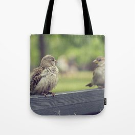 Two is better than one Tote Bag