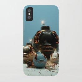 Smoochez iPhone Case
