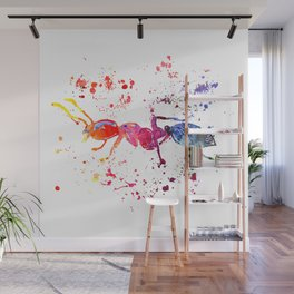 Ant Wall Mural
