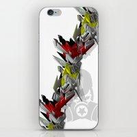 "hip hop iPhone & iPod Skins featuring 3D GRAFFITI - HIP-HOP by ""OQ"""
