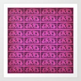 Money for Nothing Art Print