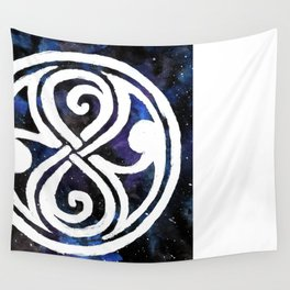 The Seal of Rassilon Wall Tapestry