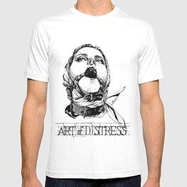 Portrait T. T-shirt