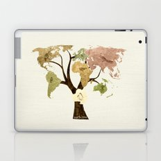 Earth Tree (Birds) Laptop & iPad Skin