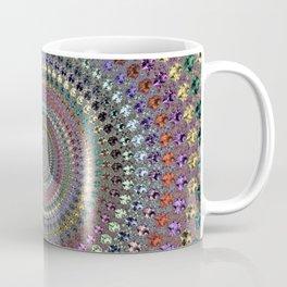 Fractal Well Coffee Mug