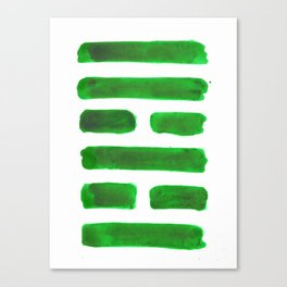 The Family - I Ching - Hexagram 37 Canvas Print