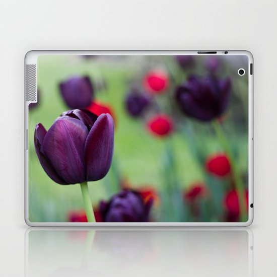 Tulips Laptop & iPad Skin