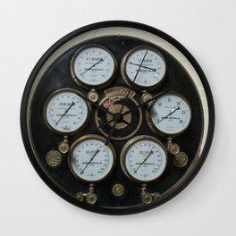 Under Pressure  Wall Clock