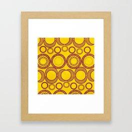 BOUND Framed Art Print