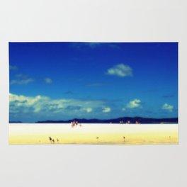 Whitehaven Beach Rug