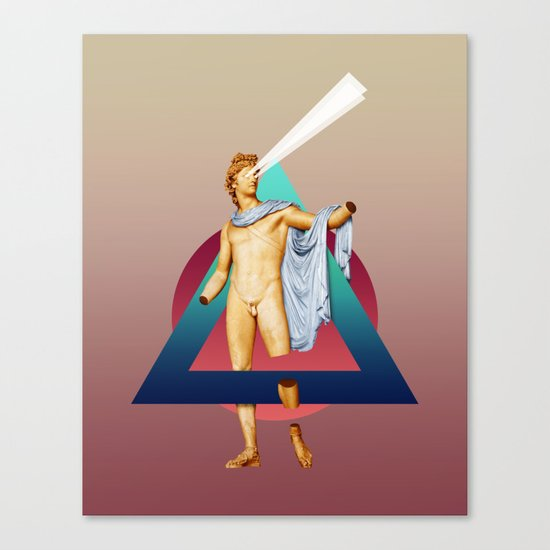 Apollo Belvedere Canvas Print