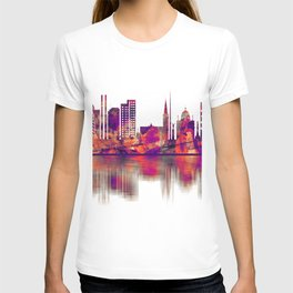 Dublin Republic of Ireland Skyline T-shirt
