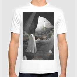 The Caves are Haunted T-shirt