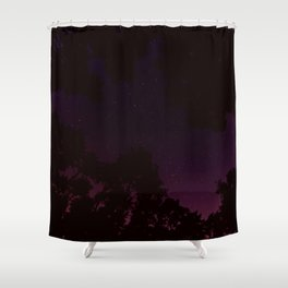 Poetry Shower Curtain