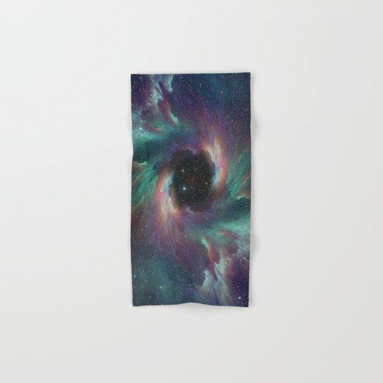 Vortex Nebula Hand & Bath Towel