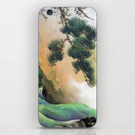 Yamamoto Shunkyo Spring of Mountain iPhone Skin
