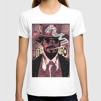 django T-shirts featuring Django Poster by eos vector