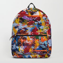 Crippled thoughts Backpack