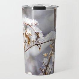 Frozen garden Travel Mug
