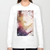 eagle Long Sleeve T-shirts featuring Eagle by jbjart