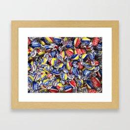 Candies 6 Framed Art Print