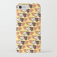 gizmo iPhone & iPod Cases featuring gizmo by elvia montemayor