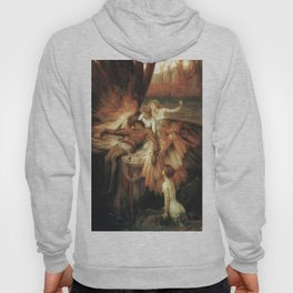 Mourning for Icarus - Draper Herbert James Hoody