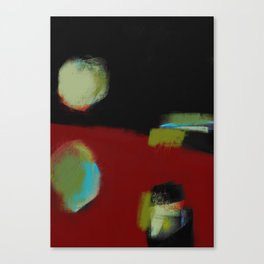 Morceaux/Pieces 3 Canvas Print