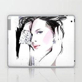 Fashion Painting #7 Laptop & iPad Skin