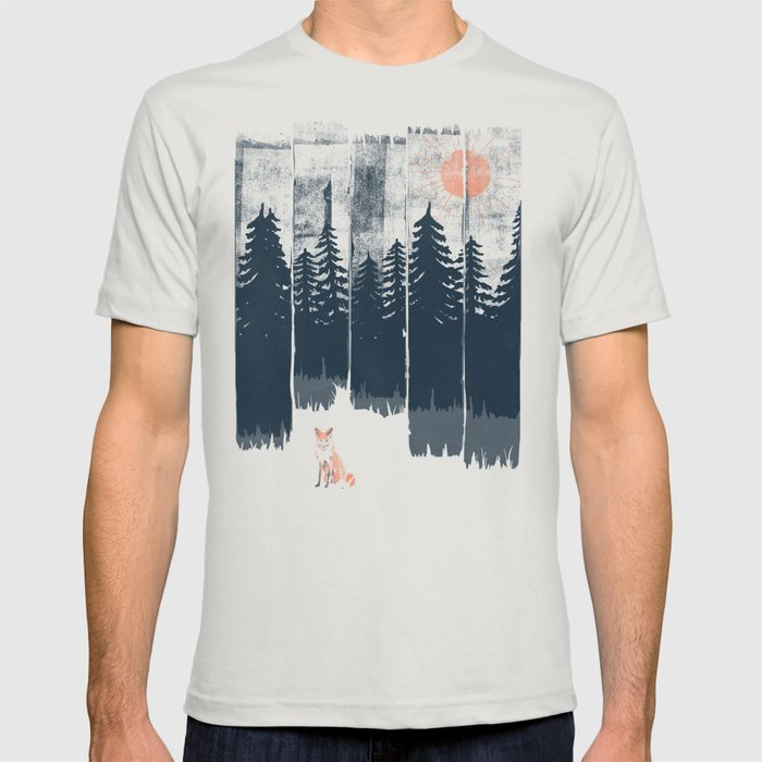 A Fox in the Wild... T-shirt