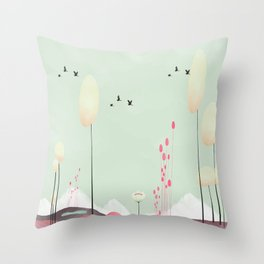 lambent Throw Pillow
