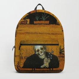 THE GARDEN OF DEATH - HUGO SIMBERG Backpack