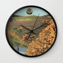 Prairie Dream Wall Clock