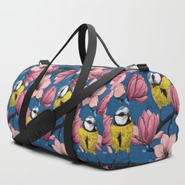 Spring time Duffle Bag