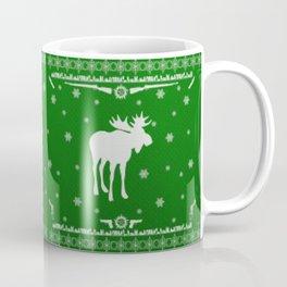Supernatural Sam Holiday Sweater Coffee Mug