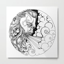 AEOLUS Metal Print
