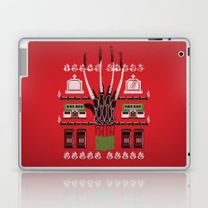 Ugly Nightmare of a Sweater Laptop & iPad Skin