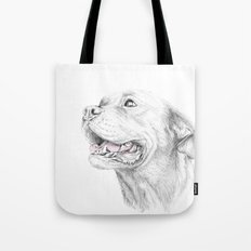 Murphy :: Loyalty [with Quote] Tote Bag